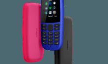 Nokia 105 : le mobile revu et corrigé pour moins de 20 euros