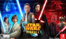 La guerre des étoiles sur Switch…mais via Star Wars Pinball !