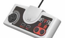 Les manettes PC Engine CoreGrafx Mini en réservation