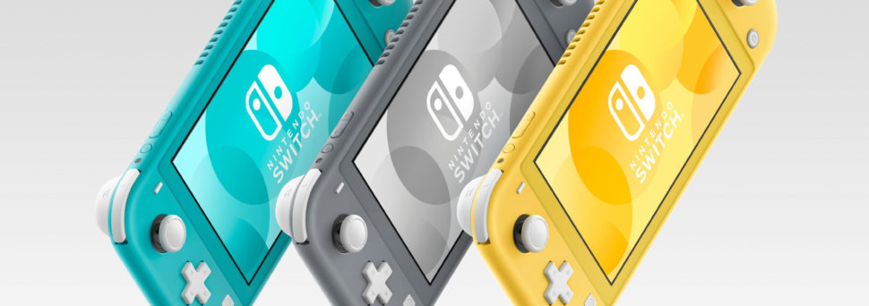 La Nintendo Switch Lite