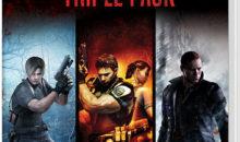 Switch : Resident Evil 5 et 6 datés, un triple pack annoncé