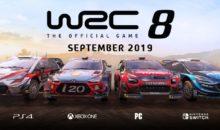 WRC 8 : un inédit mode carrière très, très prometteur (vidéo)