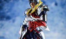 Les Myth Cloth EX en mode Asgard avec Siegried et Hagen [Saint Seiya]
