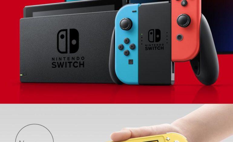 Switch Lite et Switch Classique, le duel