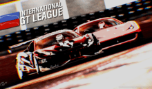 International Gran Turismo League : La liste des engagés