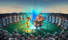 Astérix & Obélix XXL3 : Le Menhir de Cristal et les images en or