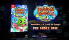 Bubble Bobble renaît de ses cendres, exclusivement sur Nintendo Switch