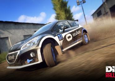 DiRT Rally 2.0 : Image d'une voiture tirée du jeu