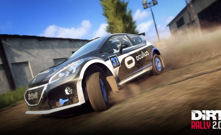 DiRT Rally 2.0 la VR débarque sur PC !