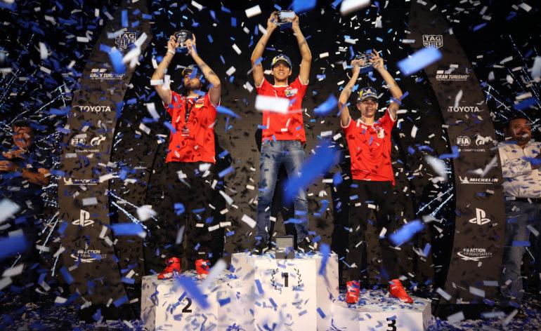 Gran Turismo World Tour 2019: New York - FIA Nations Cup