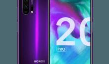 Le Honor 20 Pro en France le 22 août, au prix de 499 euros