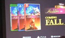 Le Roi Lion et Aladdin (Snes et Megadrive) de retour en HD !
