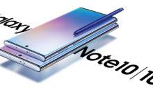 Le Samsung Galaxy Note 10 en prévente à la FNAC des Champs
