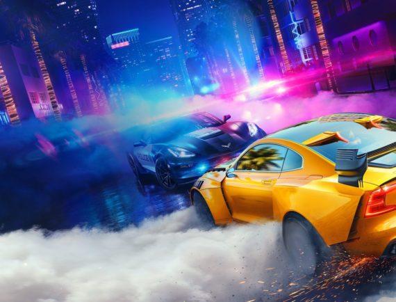Need For Speed Heat officialisé en vidéo