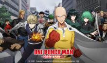 One Punch Man : Saitama joue du poing sur mobile