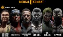 Terminator et le Joker en force dans Mortal Kombat 11 !