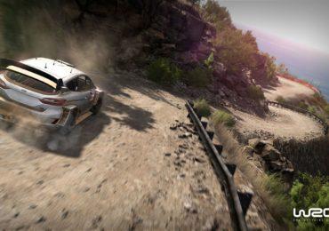WRC 8 Ford