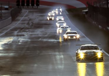 Gran Turismo : Le Red Bull Ring sous la pluie (crédit photo - Twitter @ShareGamePlay)
