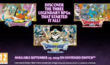 Les trois premiers Dragon Quest reviennent, sur Nintendo Switch ! [rétrogaming]