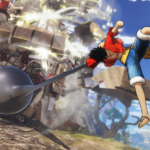 Lufy one piece pirate warriors 4