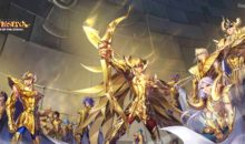 Le jeu vidéo Saint Seiya Awakening enfin disponible en France