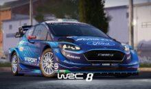 Test : WRC 8, réelle orientation réaliste ou poudre ou yeux ? (Màj)