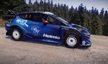WRC 8 débarque avec neuf véhicules iconiques du WRC !