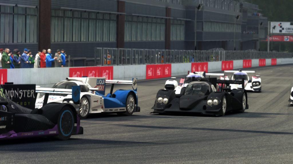 Grid Autosport, course endurance