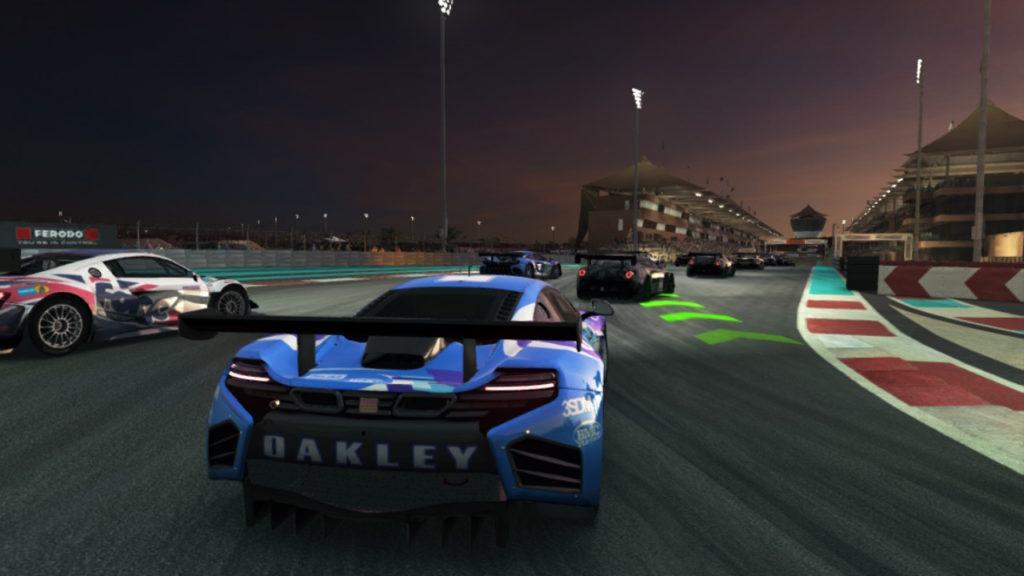 Grid Autosport de nuit