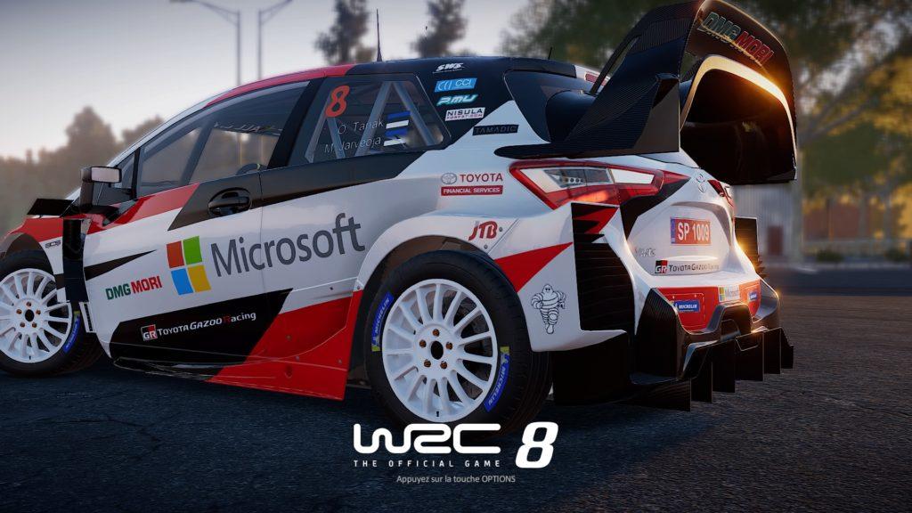 WRC 8, le test PS4