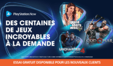 GTA 5, God of War et UNCHARTED 4 sur PS Now…NOW !