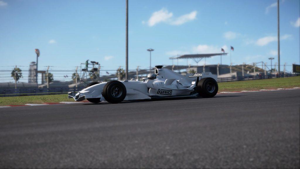 Grid PS4: La Renault R26