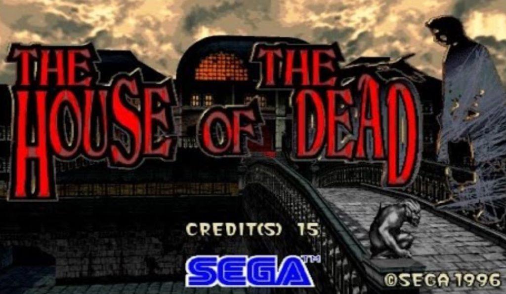 House of the Dead Remake annoncé sur Nintendo Switch !