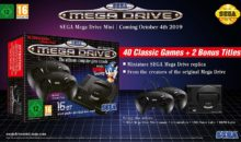 Black Friday : Mega Drive Mini, baisse de prix