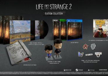 Life is Strange 2 un collector et une version physique pour Noël !
