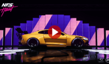 Need for Speed Heat : lancement en trombe avec un trailer inédit