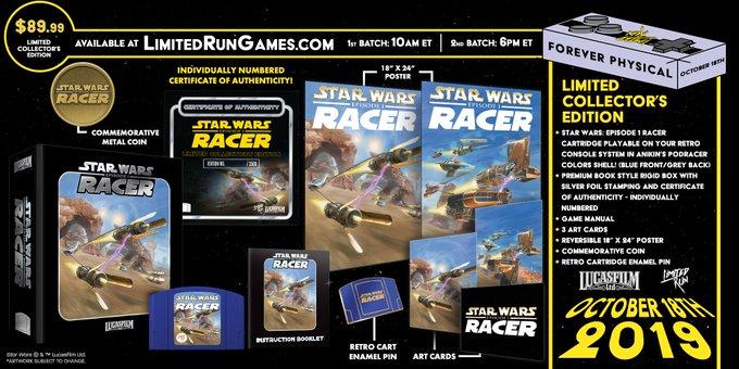 star wars Nintendo 64