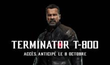 Vidéo : Terminator T-800, J-6 dans MK11, Hasta la Vista Baby !