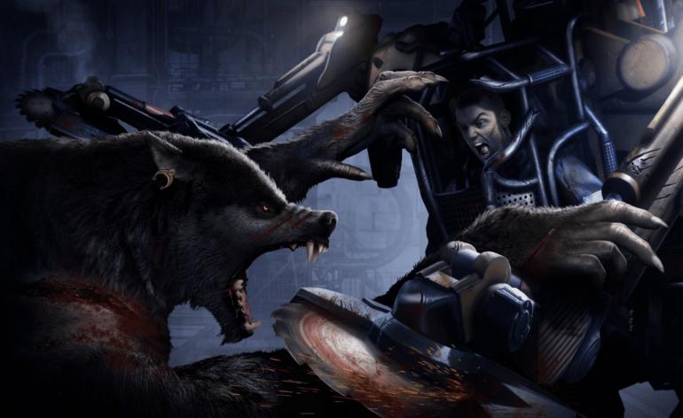 Werewolf : The Apocalypse - Earthblood, un loup-garou engagé [PDXCON]