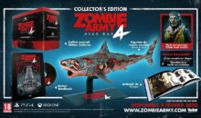Zombie Army 4 : un collector sharknadoesque !