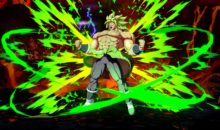 Dragon Ball FighterZ : Broly avec perte et fracas, en images !