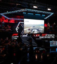 F1 Esports: Tonizza toujours leader, Red Bull devant Ferrari!