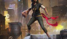 Ms Marvel rejoint officiellement les Avengers, le jeu vidéo officiel