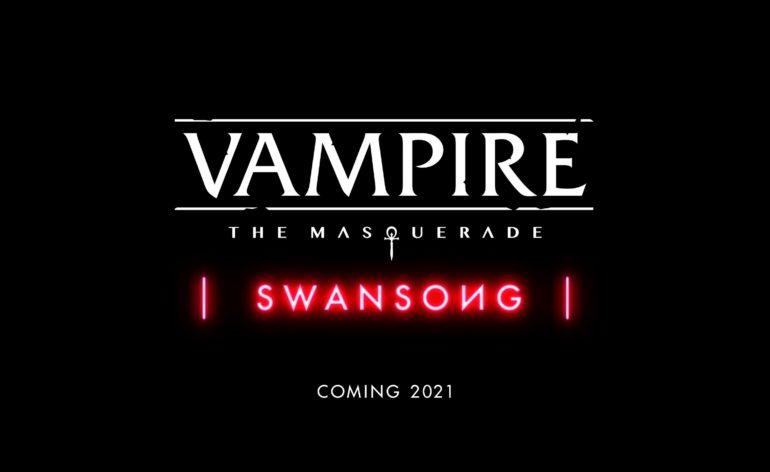 Vampire mascarade