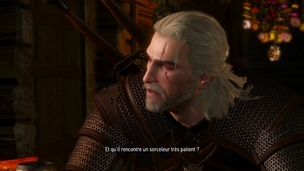The Witcher 3 sur Nintendo Switch