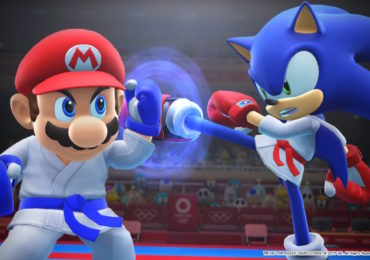Mario et Sonic Switch
