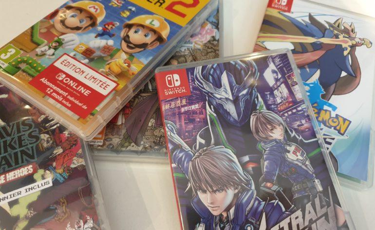 Top 10 2019 Nintendo Switch