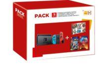 Black Friday : un pack Switch «maison» chez Fnac, jeux compris
