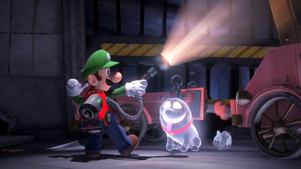 Luigi & l'Ectoblast