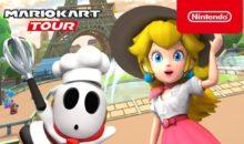 Mario Kart Tour : la Tour Eiffel et l'Arc de Triomphe entrent en scène !